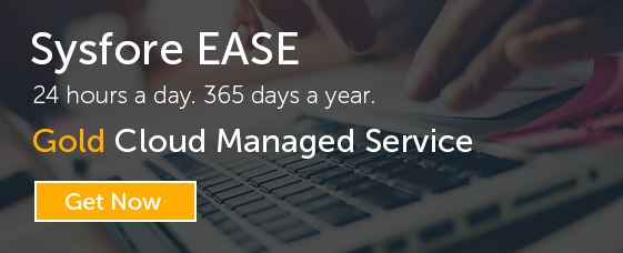 Cloud Managed Services | Sysfore