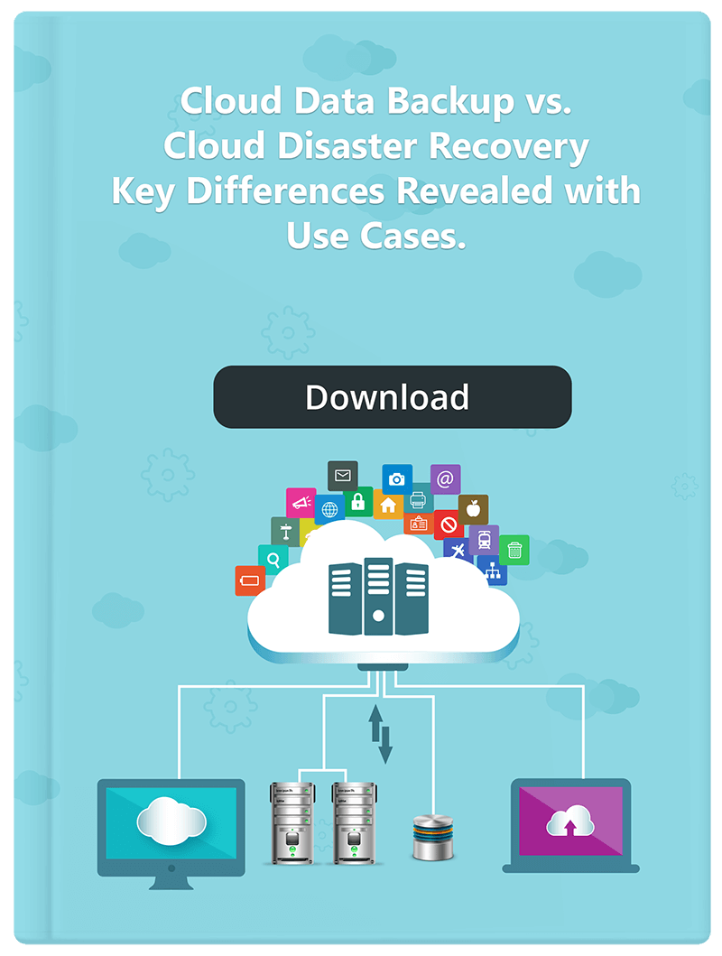 Disaster Recovery and backup