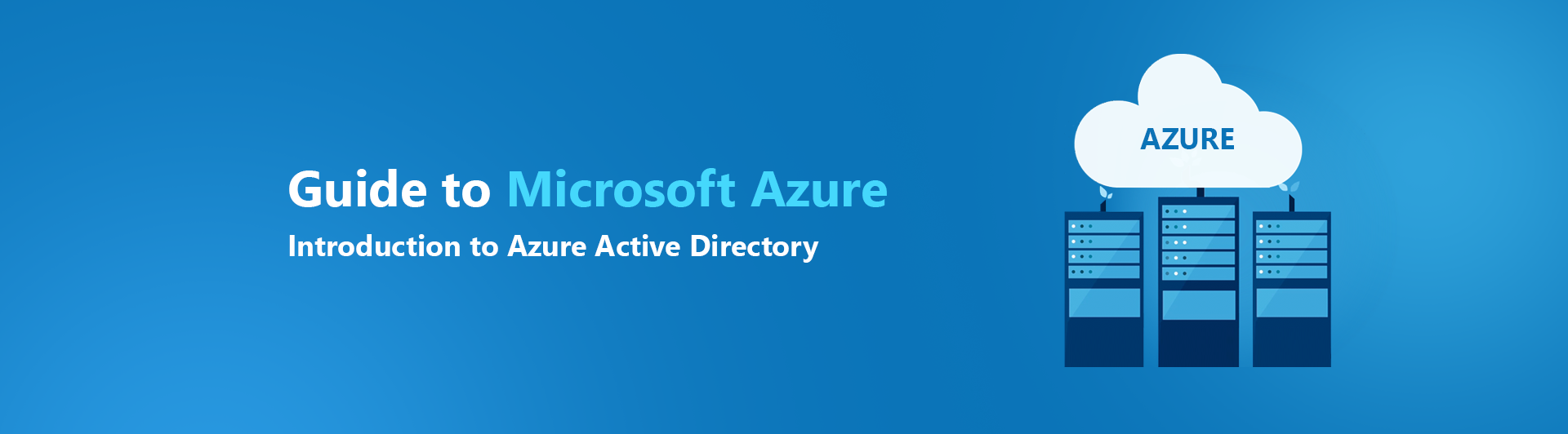 guide to microsoft azure azure active directory