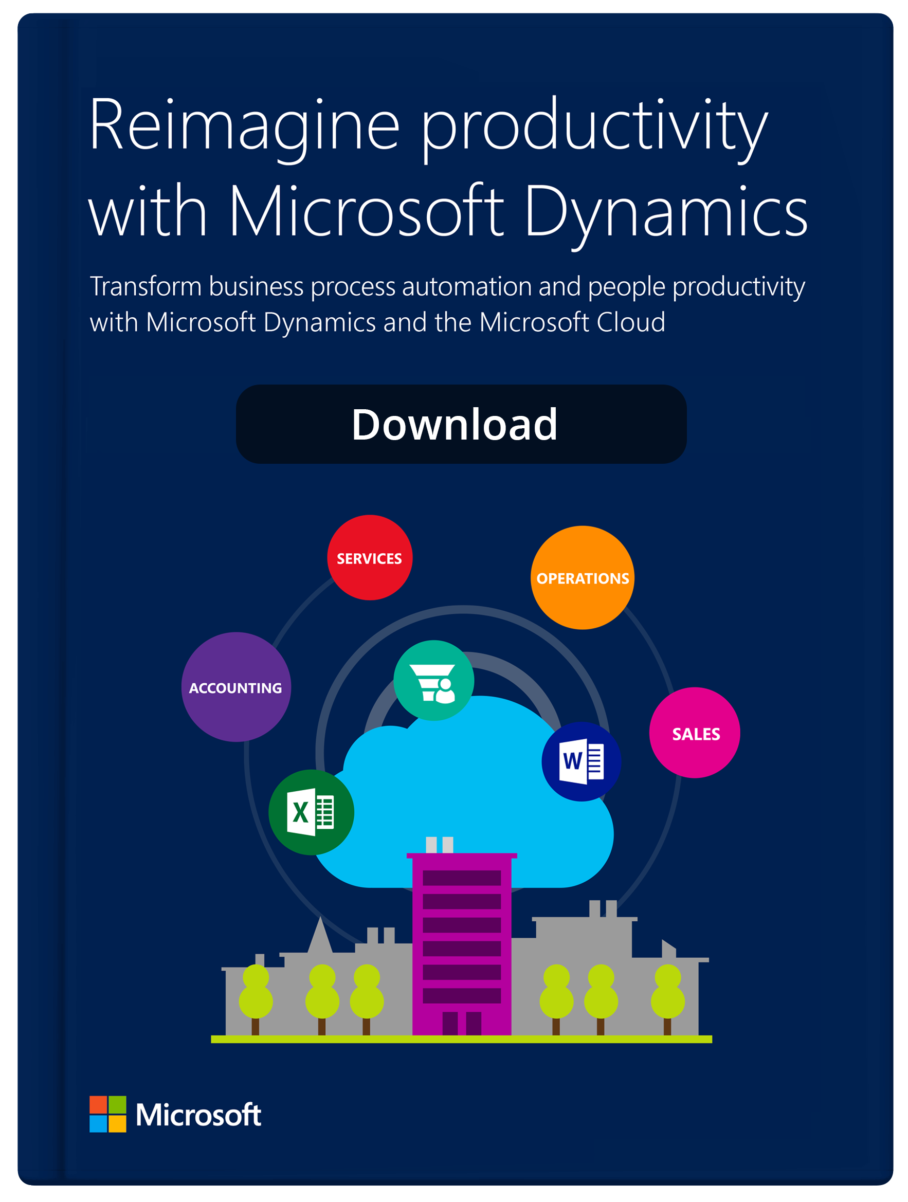 Reimagine Productivity with Microsoft Dynamics